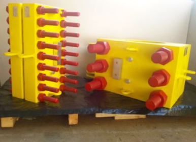 CLASS 1500 SUBSEA CLAMPS